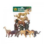 Polybag African Animals 6 Pieces