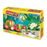 Stamp It Fruits and Vegetables