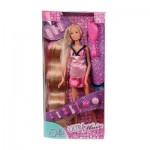 Steffi Love Ultra Hair 4 Assorted (Pink)