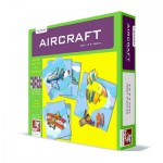 Super Set of Six Aircraft Puzzle Game