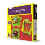 Super Set of Six Insects Puzzles