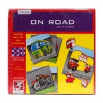 Super Set of Six on Road Puzzle