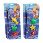 World of Toys Magnetic Fishing Game Set