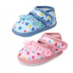 Baby Shoes Pink Blue