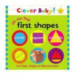 Clever Baby First Shapes