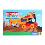 Kinder Blocks - Aeroplane & Helicopter Set