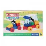 Kinder Blocks - Car Set