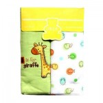 Thermal Blanket Giraffe 2 pcs set