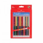 18 Bi Colour Pencils