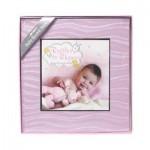 Baby Record Book - Girl