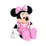 Minnie Mouse in Pink Dress