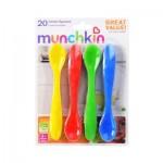 Munchkin Reusable Spoons
