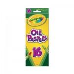 Oil Pastels - 16 Colours