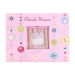 Scrapbook Album For Baby Girls - Pink