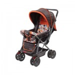 Sunshine Baby Stroller Orange