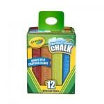 Washable Sidewalk Chalk 12 Pack