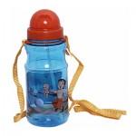 Water Bottle - Straw
