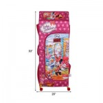 Wonder Cub Portable Wardrobe - Minnie Fabulous