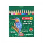 Colour Pencils 12 Shades With Sharpener Inside