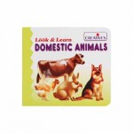 Look & Learn Domestic Animals