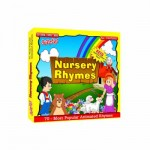 Nursery Rhymes 2CD pack DVD