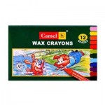 Regular Wax Crayons - 12 Shades