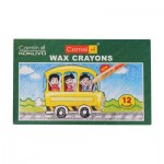 Wax Crayons- 12 Shades