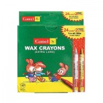 Wax Crayons- 24 Shades
