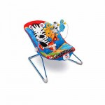Adorable Multi Colour Baby Bouncer - Animals