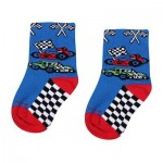 Ankle Car Print Socks