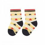 Ankle Length Socks Yellow