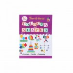 Colors and Shapes Book