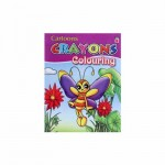 Crayon Coloring Cartoons