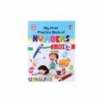 My First Practice Book Numbers 1 to 50