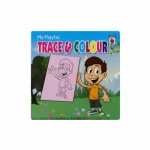 My Playful Trace and Colour Book