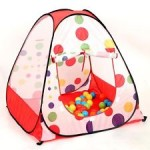 Toddler Portable Play House with Balls