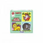 My First Puzzles Wild Animals