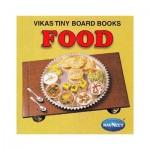 Tiny Board Books Food