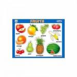 Tray Puzzles Fruits