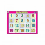 Tray Puzzles Numbers