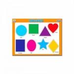 Tray Puzzles Shapes