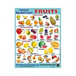 Wall Chart Fruits